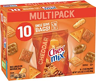 Chex Mix Cheddar Savory Snack Mix, 17.5 oz