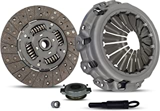 Clutch Kit Works With Nissan 350Z Infiniti G35 Track Touring Base X 35th Anniversary Edition Enthusiast Grand Touring 2003-2007 3.5L V6 GAS DOHC Naturally Aspirated Vq35De; Stage 1