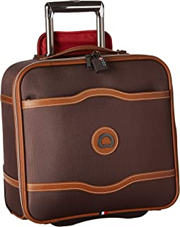 DELSEY Paris Chatelet Soft Air Luggage Under-Seater with 2 Wheels