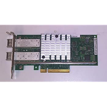 Intel X520-SR2 2-Port 10G SFP+ Ethernet, PCI-e E10G42BFSR 82599ES Converged Network Adapter, PCI-E