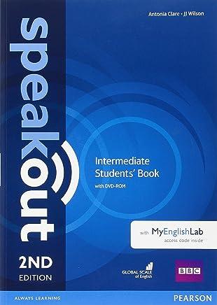 Speakout. Intermediate. Students book-MyEnglishLab. Per le Scuole superiori. Con DVD-ROM. Con e-book. Con espansione online