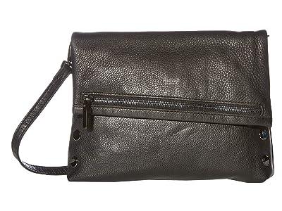 Hammitt VIP Medium (Black/Gunmetal) Cross Body Handbags