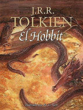 El Hobbit: Ilustrado por Alan Lee (Biblioteca J. R. R. Tolkien) (Spanish Edition)