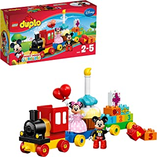 LEGO DUPLO Disney TM Mickey & Minnie Birthday Parade for age 2-5 years old 10597