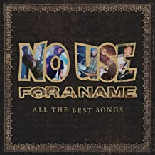 no use for a name vinyl