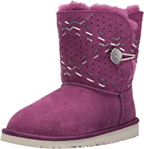 UGG Kids' Y Bailey Button Tehuano Pull-On Boot