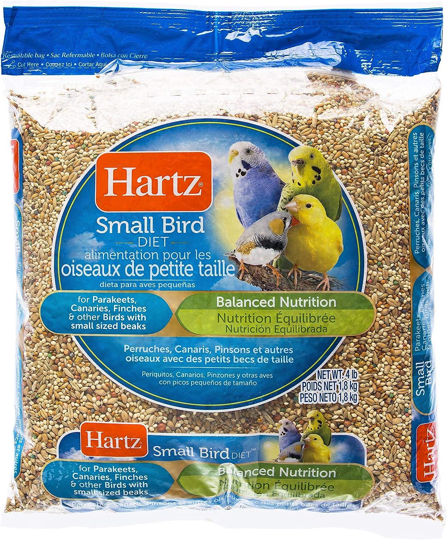 Hartz Small Bird Universal Diet 4 Lb.