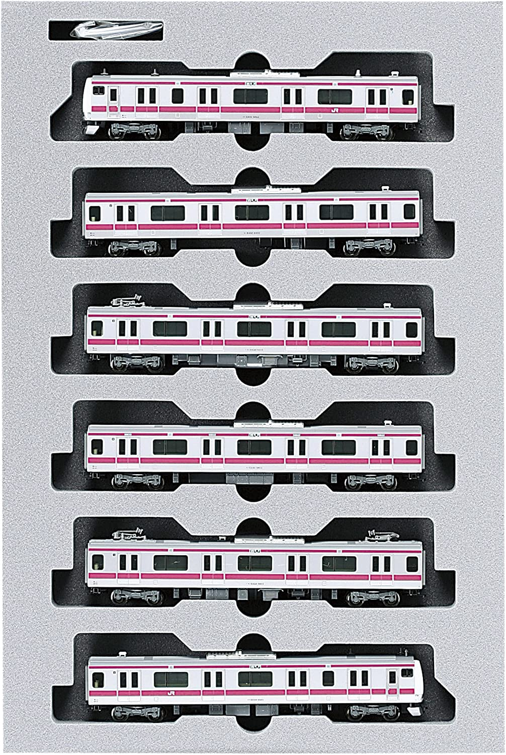Series E233-5000 Keiyo Line (Basic 6-Car Set)