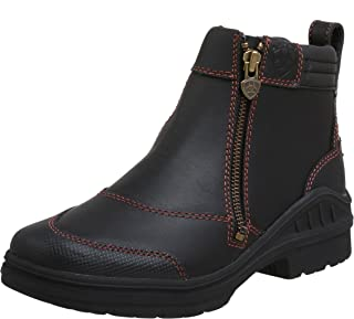 Ariat Women's Barnyard Side Zip Barn Boot