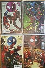 Spider-man Deadpool #1-4 Marvel Comics