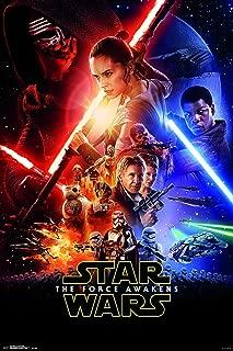 Trends International Star Wars: the Force Awakens-One Sheet Premium Wall Poster, 22.375