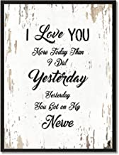 Best today i love you more than yesterday quote Reviews