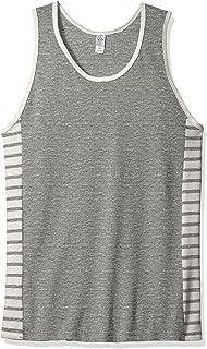 قميص بلا أكمام بلا أكمام من الجيرسيه المميز برسم بحري للرجال من Alternative