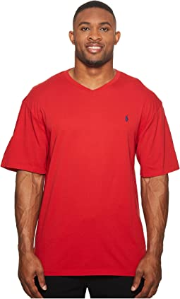 Polo Ralph Lauren Big and Tall Classic V-Neck T-Shirt