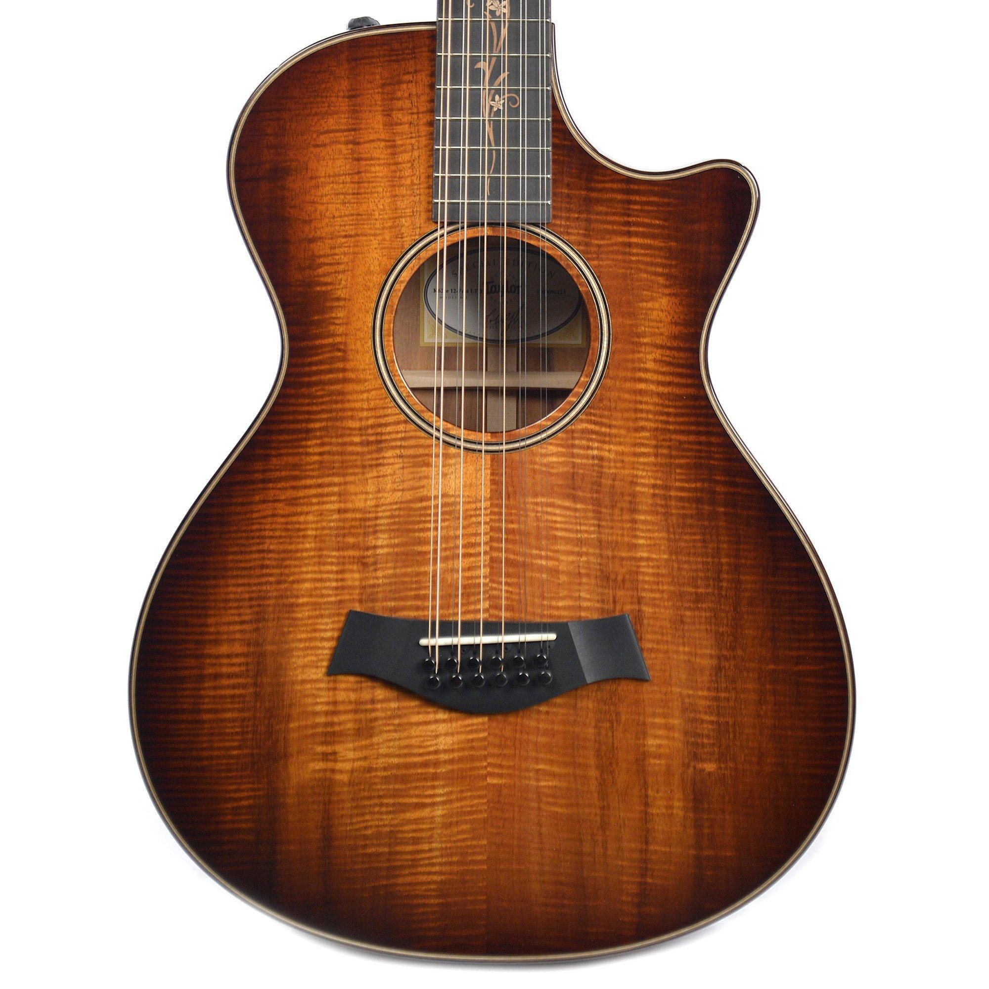 Taylor K62ce 12-Fret LTD · Guitarra acústica: Amazon.es ...