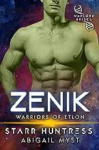 Zenik: Warriors of Etlon Book 4