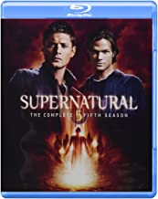Supernatural, Temporada 5 [Blu-ray]