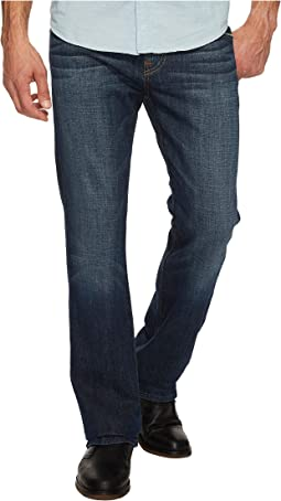 Brett Bootcut Jeans in New York Dark
