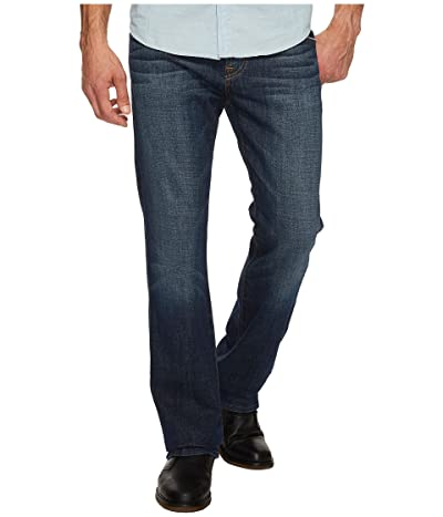 7 For All Mankind Brett Modern Bootcut (New York Dark) Men