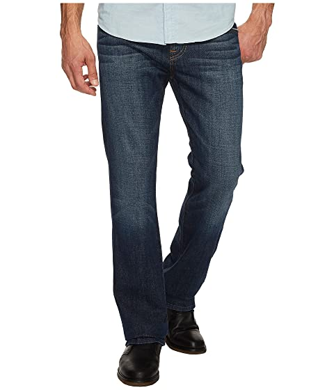 7 For All Mankind Brett Bootcut Jeans In New York Dark At Zappos