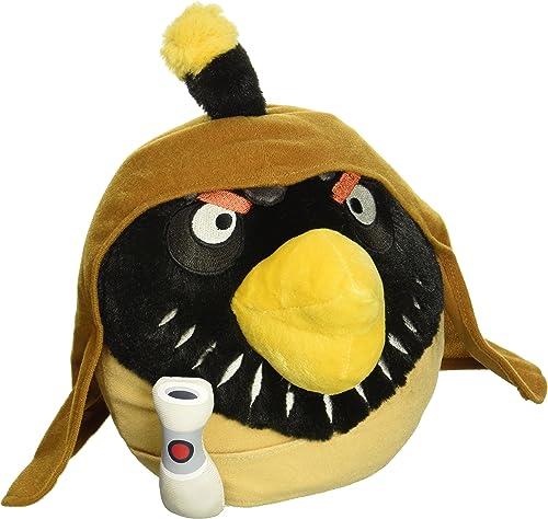 Angry Birds Star Wars Wave 2 Plush 8  Obi Wan
