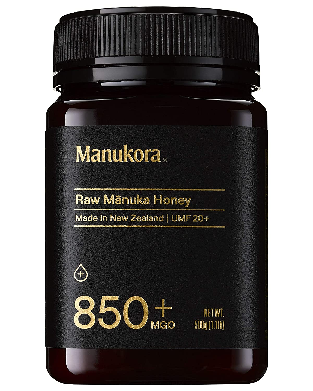 Manukora UMF 20+ MGO 850+ Raw Authe Free Limited time cheap sale Shipping Cheap Bargain Gift Honey 500g 1.1lb Mānuka