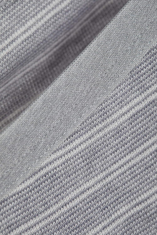 ropa interior larga t/érmica ropa de mujer color burdeos con-ta Leggings t/érmicos largos de algod/ón natural talla 36
