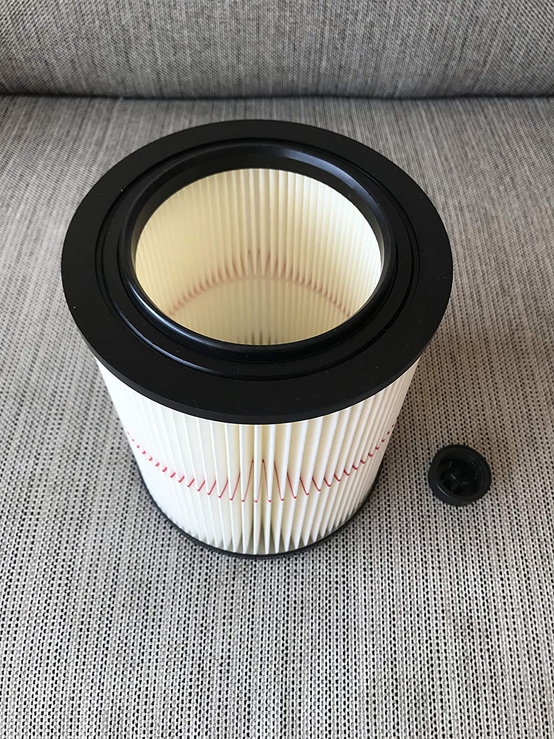 Max 74% OFF KLEAN AIR 17816 Filter Compatible Cartridg Craftsman Ranking TOP9 Vacuum with