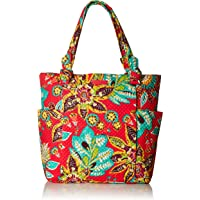 Deals on Vera Bradley Womens Hadley Tote Bag