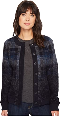 Pendleton - Boiled Wool Plaid Bomber
