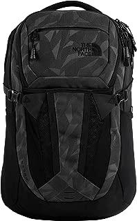 Recon Backpack, TNF Black Camo Jacquard/TNF Black