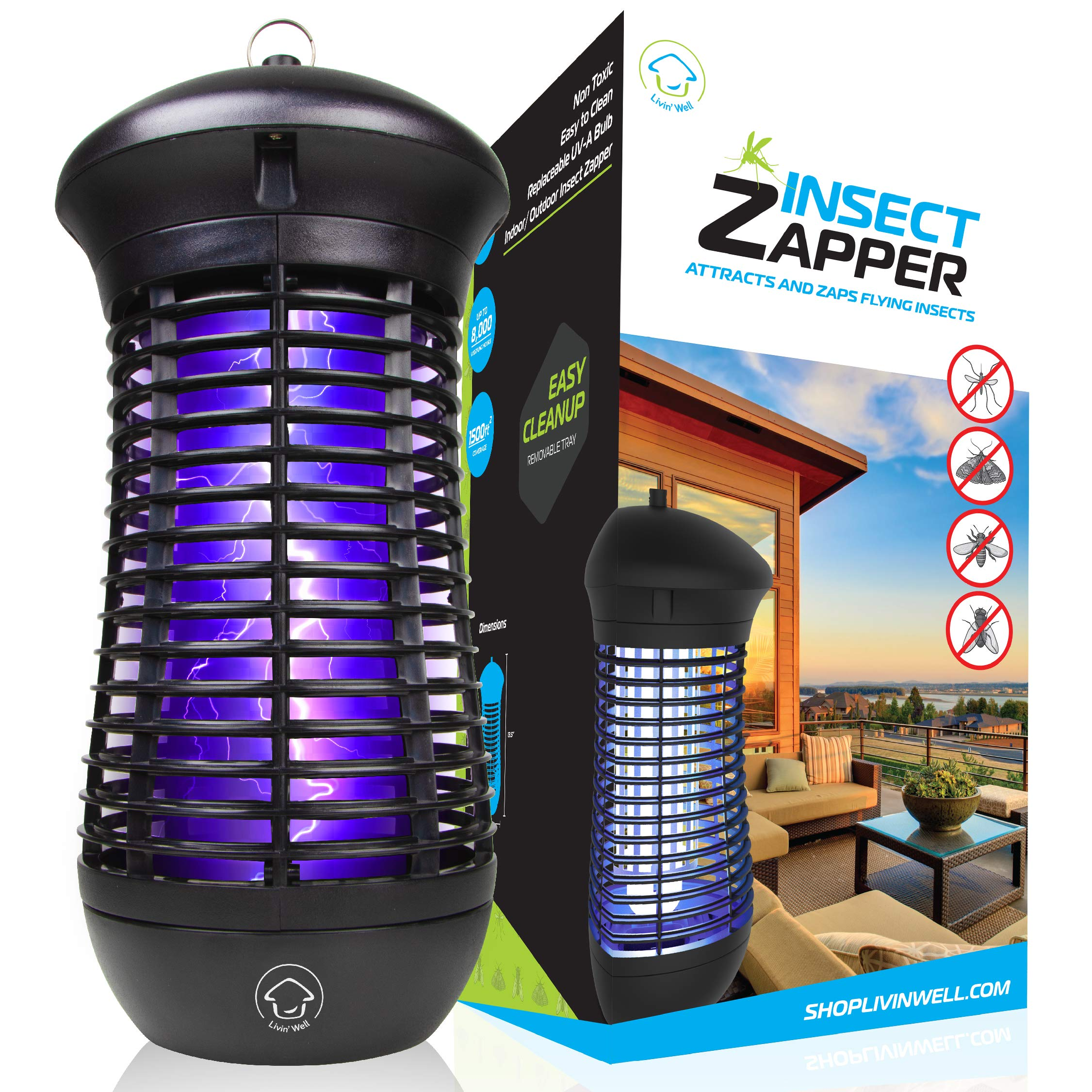 Livin Well New Electric Zapper