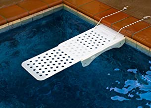 above ground pool ramp