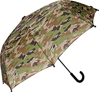 Western Chief Apparel Boys' Little Character Umbrella, Camo, One Size