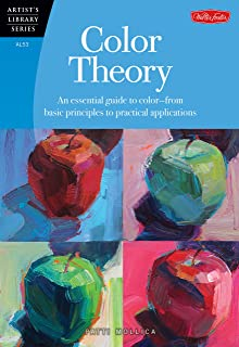 Color Theory (Artist's Library): An Essential Guide to Color-from Basic Principles to Practical Applications