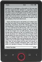 Lector DE Libros ELECTRÓNICO EBOOK Denver EBO-620-6'/15.24CM 1024 * 758 - Tinta ELECTRÓNICA - 4GB - MICROSD - Bat 1500MAH