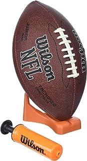 WILSON NFL Enforcer - Balón de fútbol Americano con Bomba