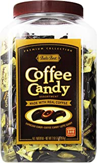 Bali's Best Assorted Coffee Candy Jar – 2lb 5oz