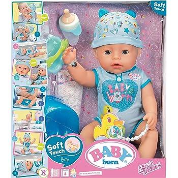 Baby Born Interactive Boy Amazon Co Uk Toys Games