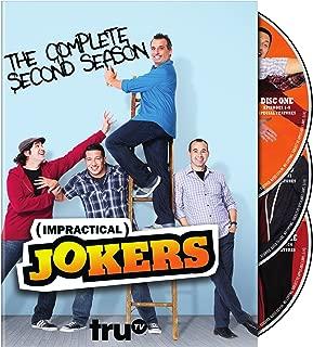 Impractical Jokers: S2(DVD)