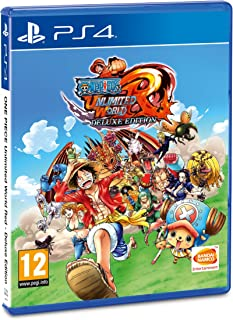 One Piece Unlimited World Red Deluxe Edition - Special - PlayStation 4 [Importación italiana]