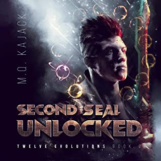 Myriad Stars: Second Seal Unlocked: Twelve Evolutions, Book 2 (A LitRPG Universe)