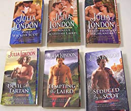 Highland Grooms 6 volume set: Wild Wicked Scot, Sinful Scottish Laird, Hard Hearted Highlander, Devil in Tartan, Tempting the Laird, Seduced by a Scot
