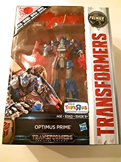 Transformers: Reveal the Shield Premier Edition Voyager Action Figure - Optimus Prime EXCLUSIVE