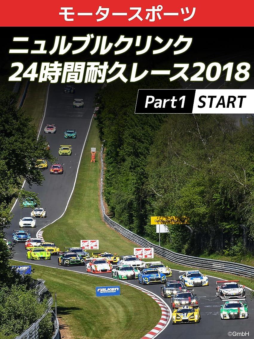 ライオンねじれ文字通りニュルブルクリンク24時間耐久レース 2018 【Part1】START