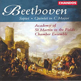 Beethoven: String Quintet in C Major / Septet in E-Flat Major