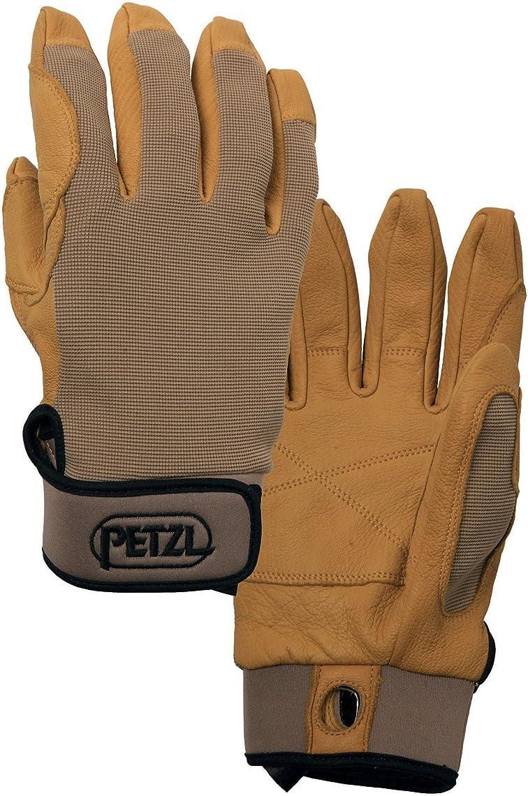 お願いしますいろいろ軽[ペツル]Petzl Cordex Lightweight Belay Gloves ラペリンググローブ TAN [並行輸入品]