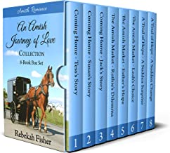 An Amish Journey of Love Collection: 8-Book Box Set (English Edition)