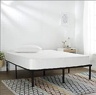 AmazonBasics Heavy Duty Non-Slip Bed Frame with Steel Slats, Easy Assembly - 14