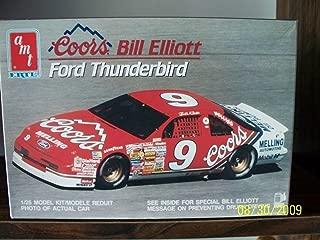Bill Elliott #9 Red Coors Ford Thunderbird by AMT Ertl